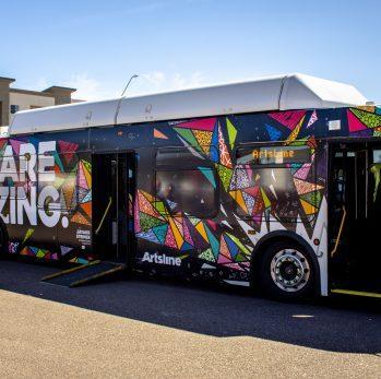 Valley Metro Artsline Bus